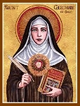 Saint Gertrude the Great (114x150)